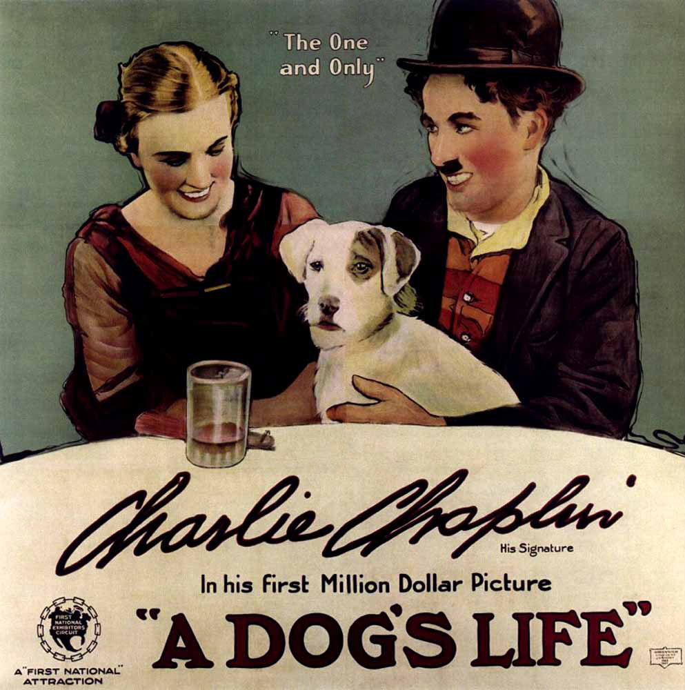 'A Dog's Life': Charlie Chaplin's First Studio Film